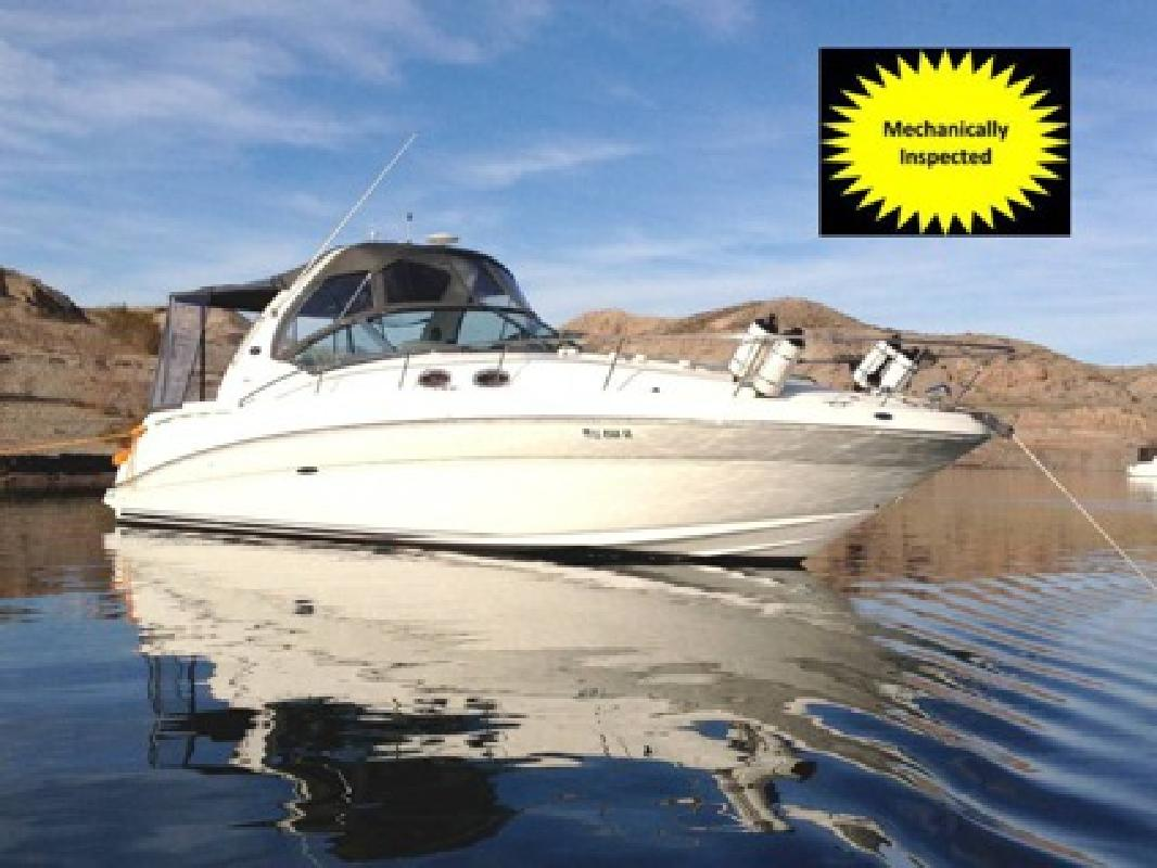 $104,995 32' Sea Ray 320 Sundancer