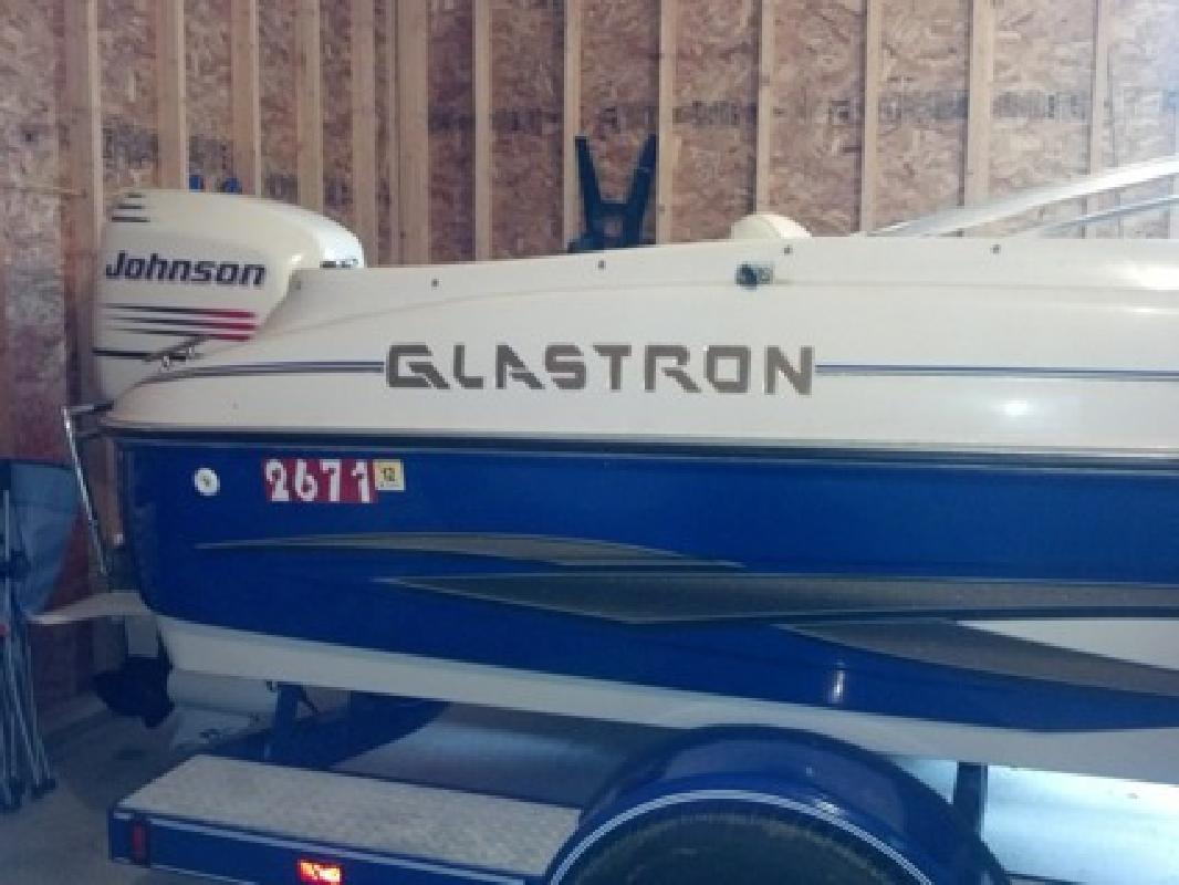 $11,500 2003 Glastron 180 Fish and Ski