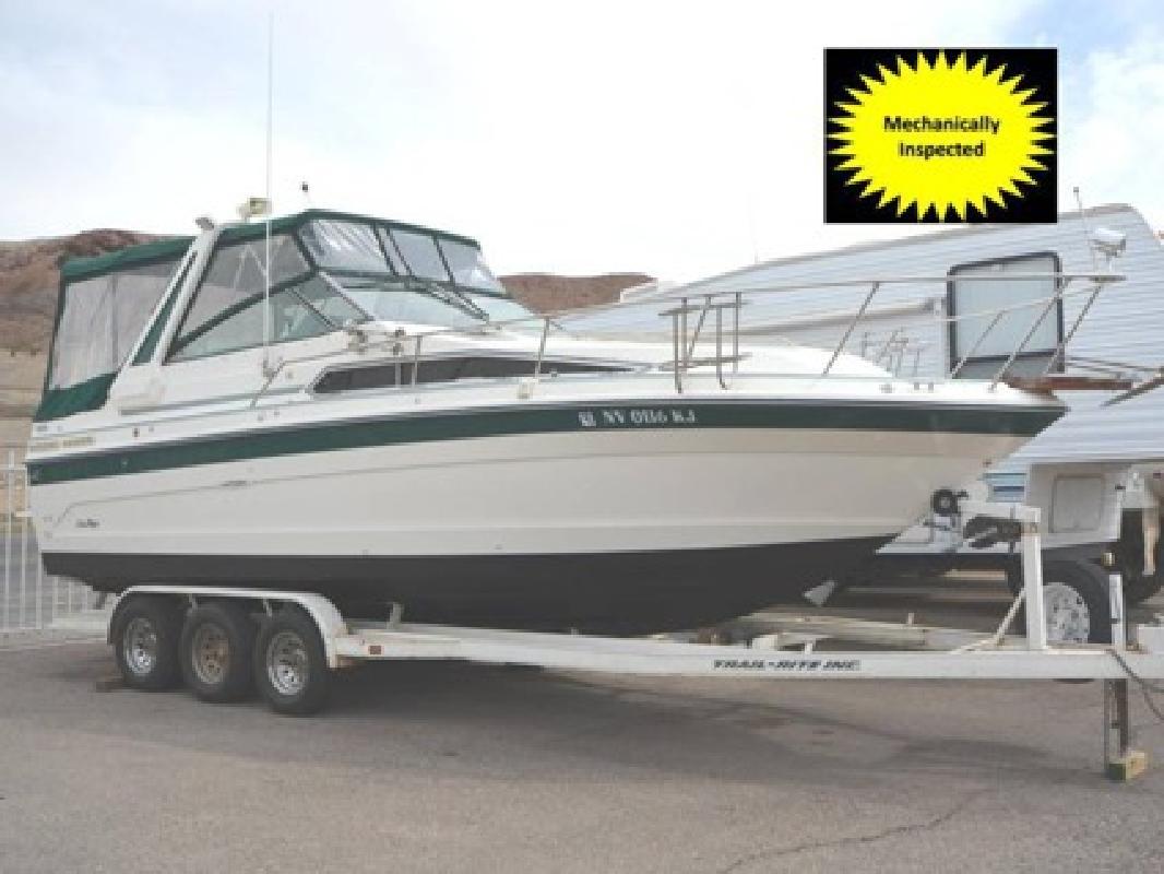 $12,900 OBO 26' Sea Ray 268 Sundancer