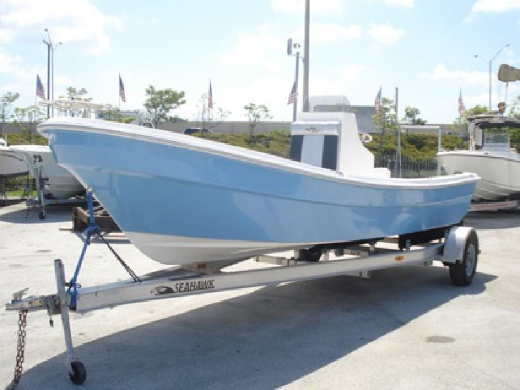 $14,500 ???? Brand New 2012 22 Ft. Panga Hull Only for sale in Miami, Florida - Pre owned yachts