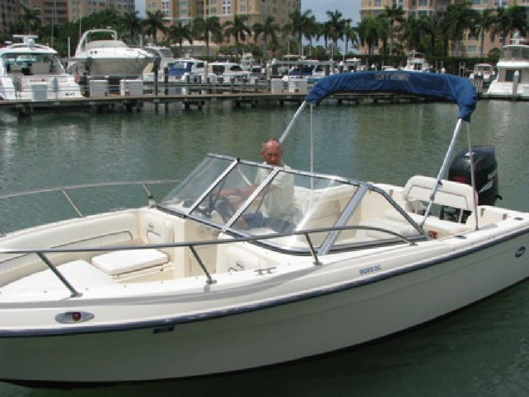 $16,500 Key West Boat