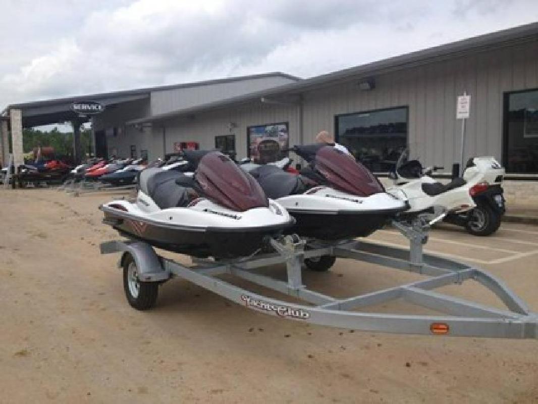 $17,500 OBO 2 - 2011 Kawasaki Jet Ski STX-15F with trailer & covers