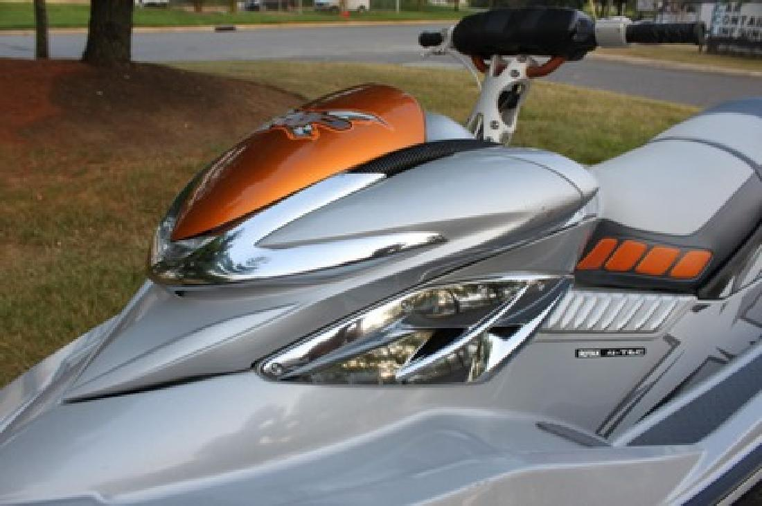 $1,900 2008 Sea-Doo RXP-X 255 with only 72 Hours