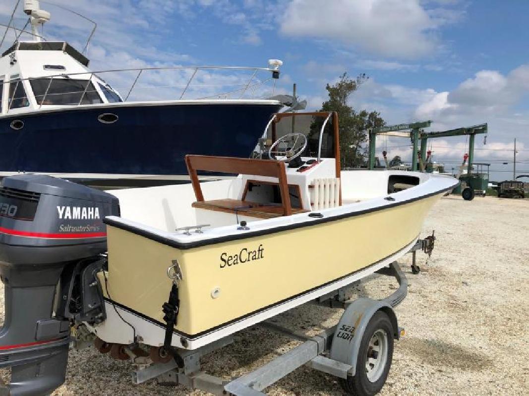 1970 Seacraft 20 CC Somers Point NJ