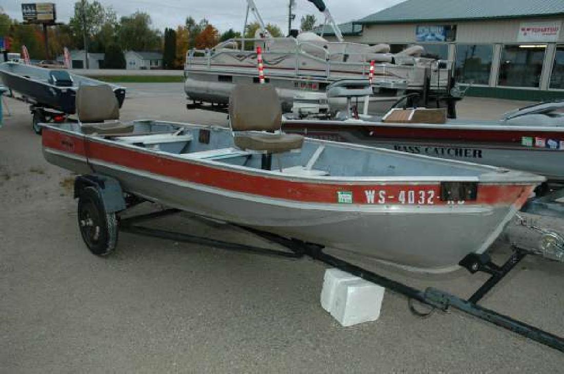 1975 Herter39s 1439 Fishing Boat Wautoma WI