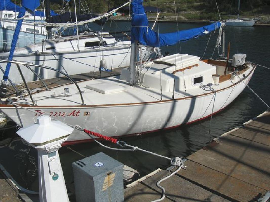 1976 22' Custom Ryder Sea Sprite 23