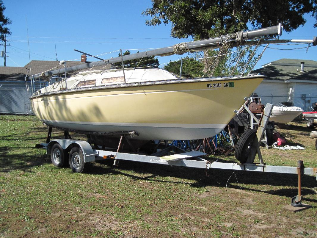 1978 23' AMF PACESHIP PY23***JUST SOLD TODAY!!