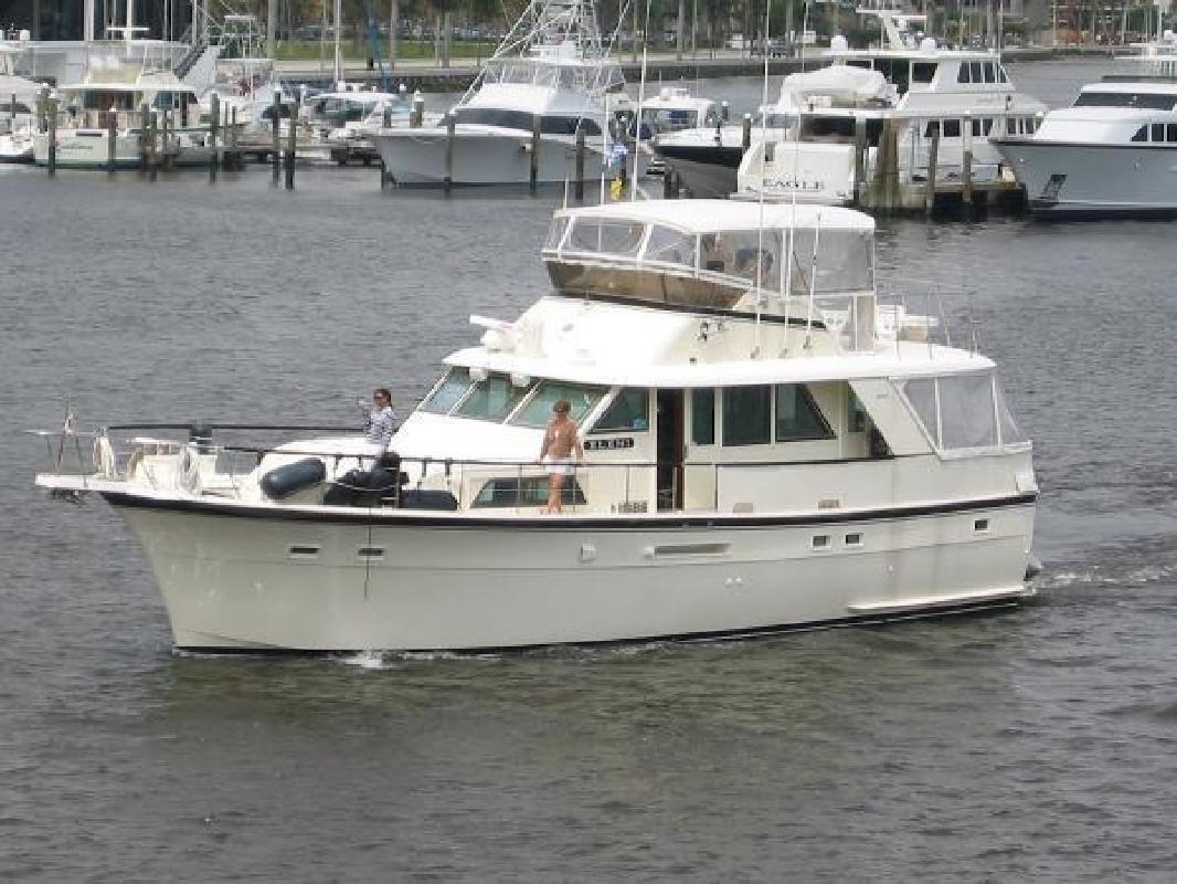 1979 Hatteras 53 Motor Yacht Bay Head NJ