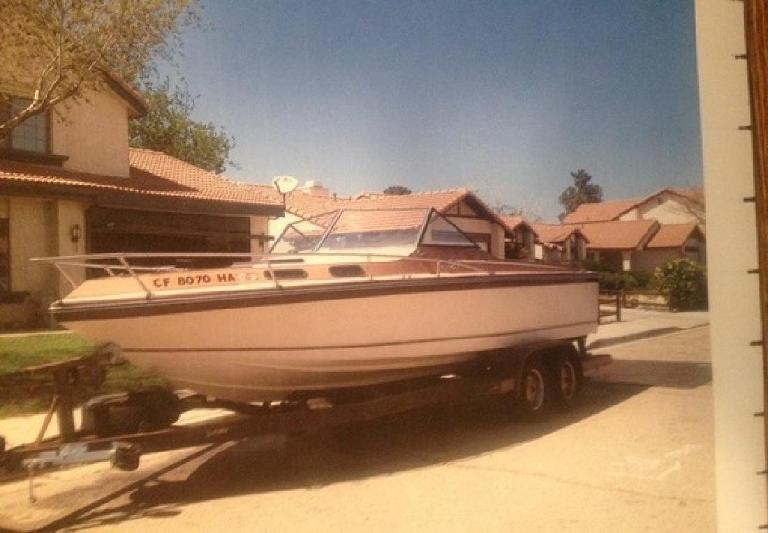 1982 - Bonanza Boats - 220 Executive in Calabasas, CA