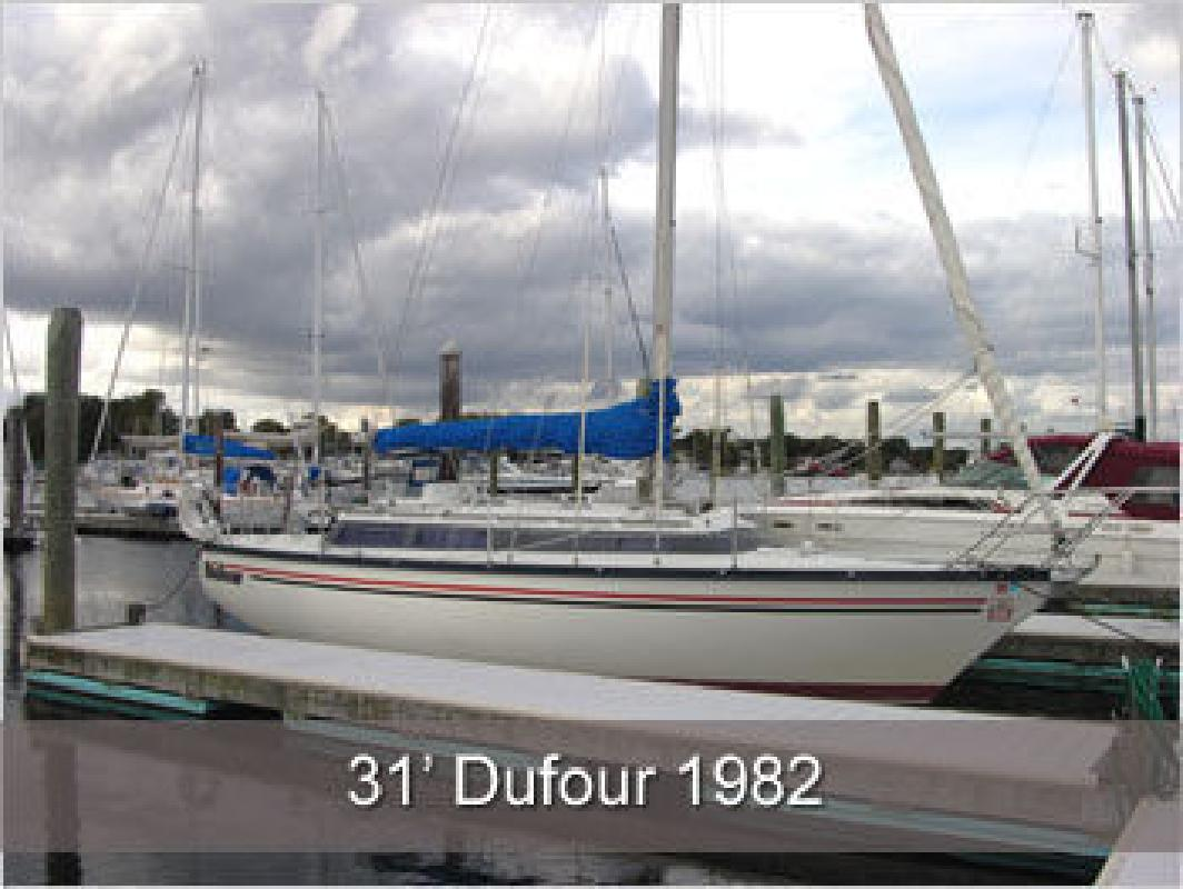 1982 Dufour 31 in Mendon, MA