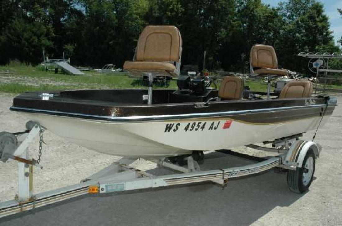 1982 SEA SPRITE 1539 Fiberglass Fishing Wautoma WI