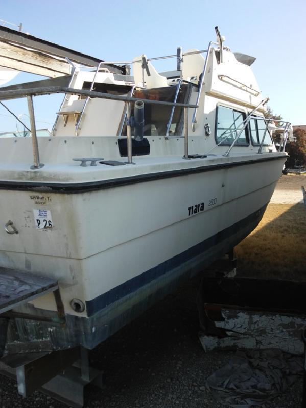 1982 Tiara Yachts 25 Flybridge Pensacola FL