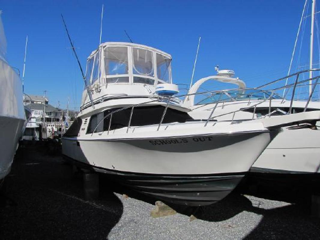 1986 Blackfin 29 Convertible Somers point NJ