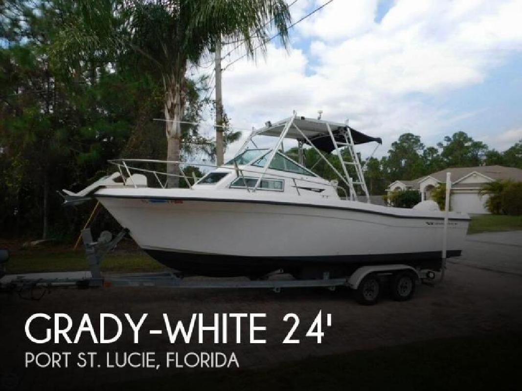 1987 Grady-White Boats Offshore 240 Port St Lucie FL
