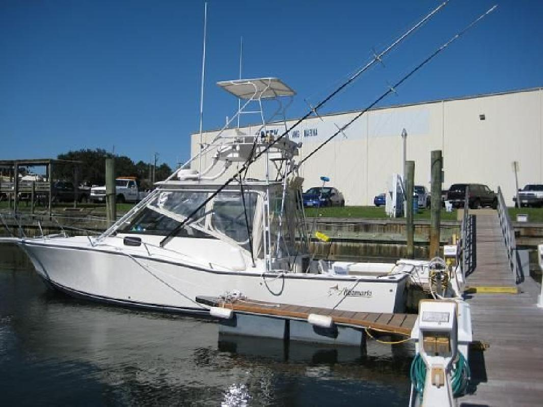 1989 27' Albemarle Boats 27