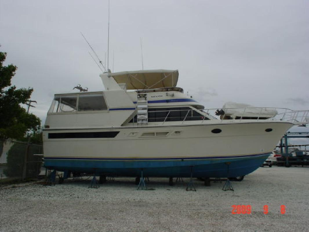 1989 Californian Motor Yacht Somers point NJ