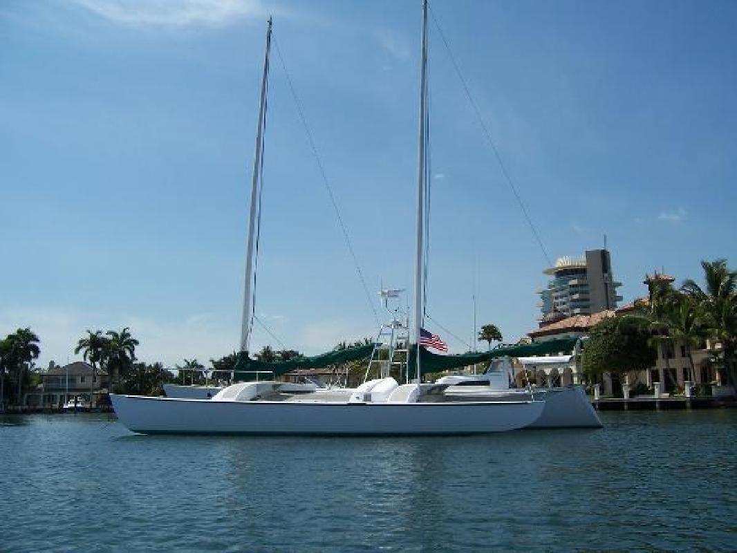 1989 Chris White Juniper 2 Trimaran Fort Lauderdale FL