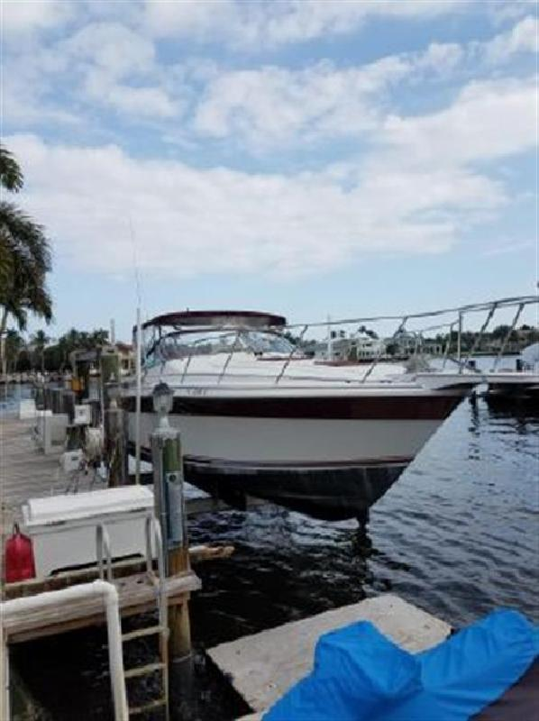 1990 WELLCRAFT 34 Gran Sport Delray Beach FL