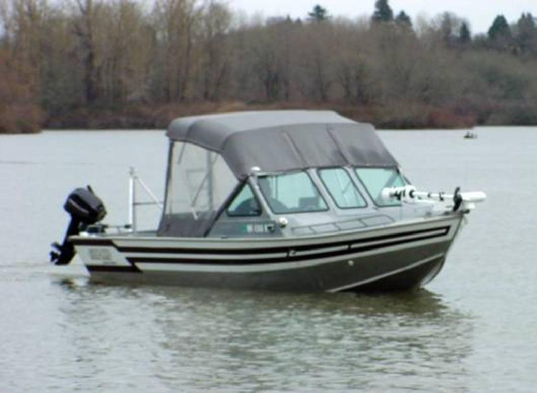 1991 19 Fish Rite 19 Jet Sled For Sale In Portland