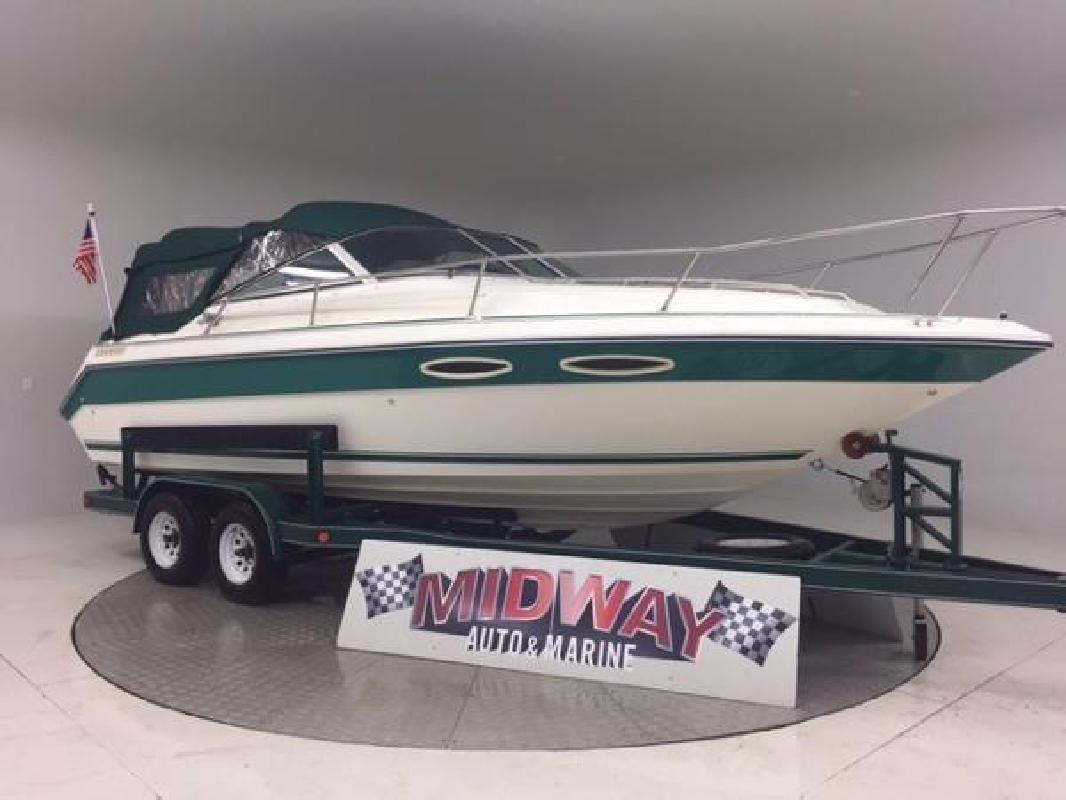 1991 Sea Ray 230 Cuddy Lovell WY