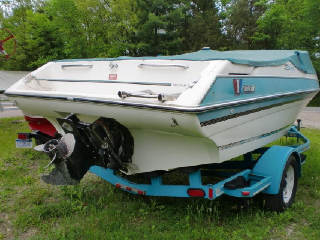 1992 - Wellcraft Boats - Eclipse 196 in Pinckney, MI