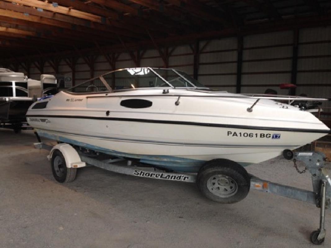 1993 Chaparral Boats 2050 Milton PA