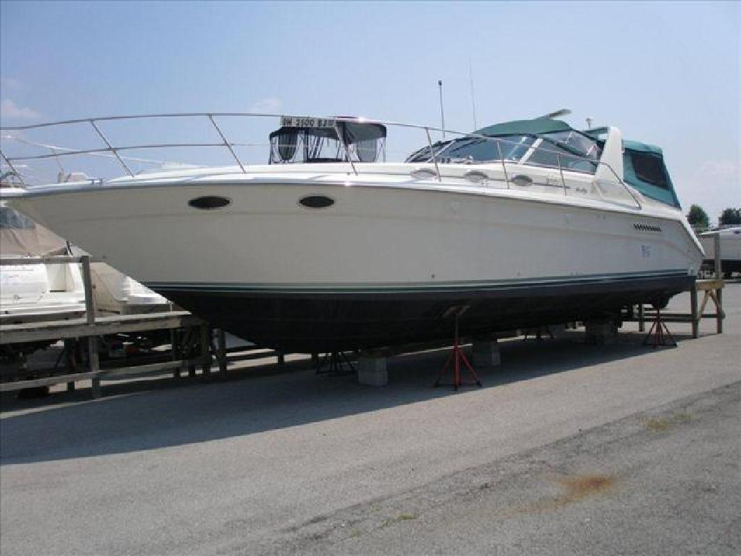1994 Sea Ray Boats 370 Express Cruiser Delray Beach FL