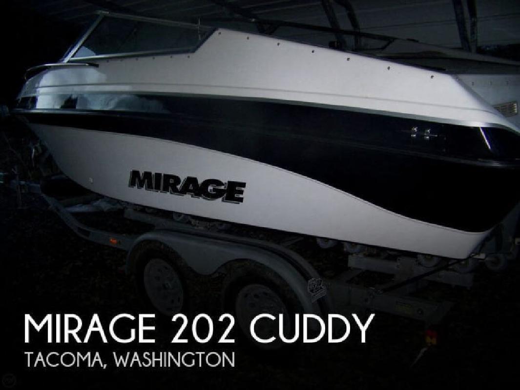 1995 Mirage Boats 202 Cuddy Tacoma WA