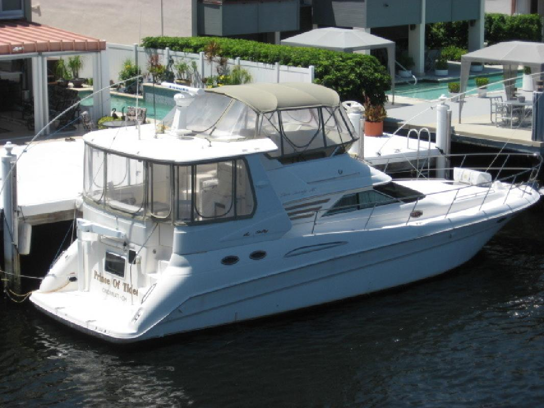 1996 Sea Ray Boats 420 Aft Cabin Delray Beach FL
