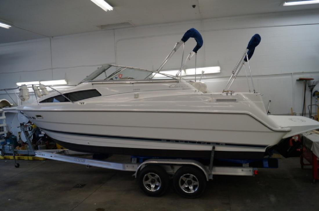 1997 bayliner 2655 in Akron, OH