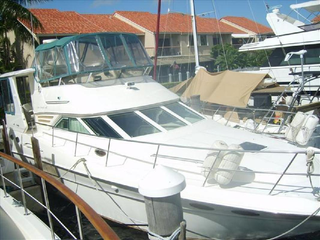 1997 Sea Ray Boats 420 Aft Cabin MY Delray Beach FL
