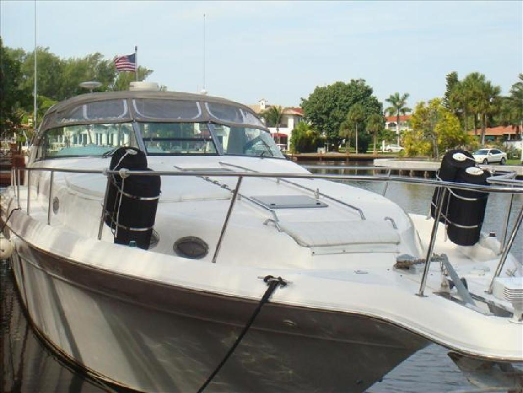 1997 Sea Ray Boats 450 Sundancer Delray Beach FL