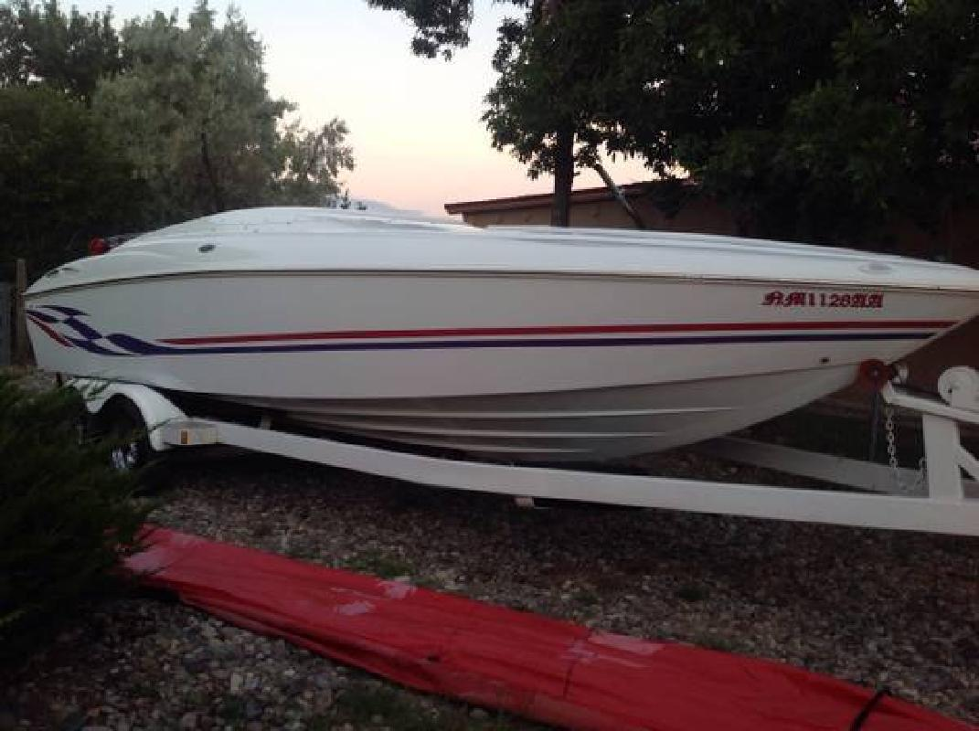 1998 24 Baja H2X High Performance Boat in Santa Fe, NM