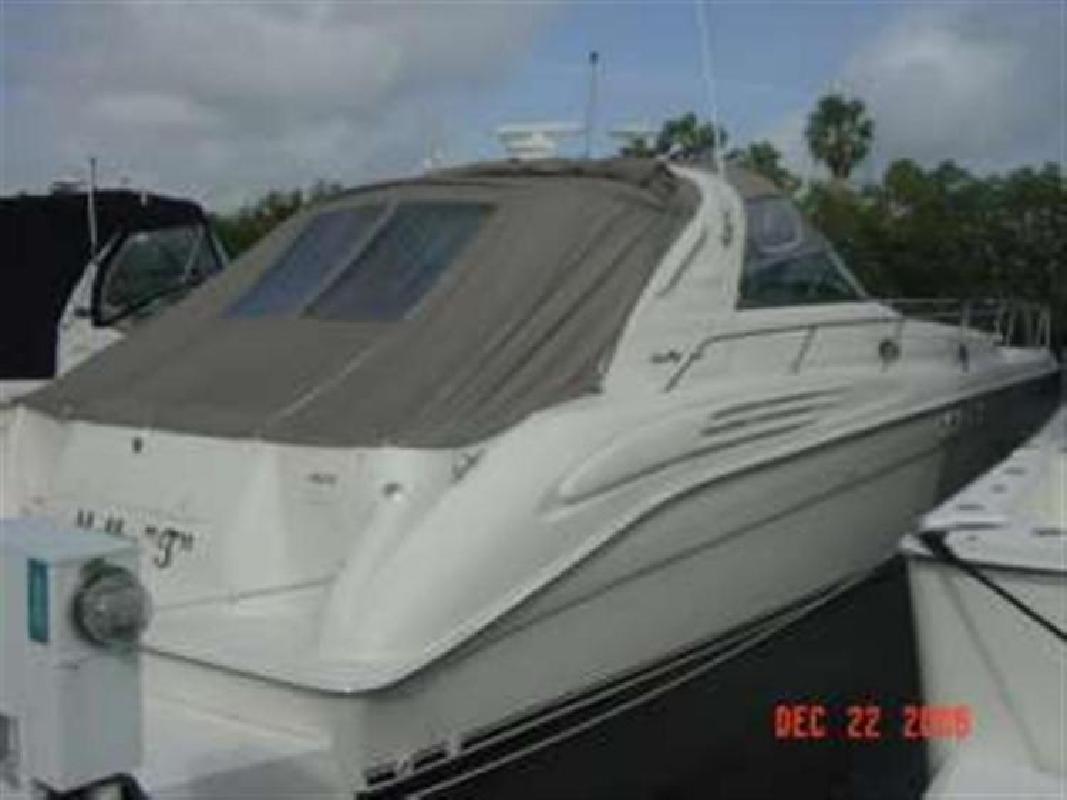 1998 SEA RAY 450 Sundancer Aventura FL