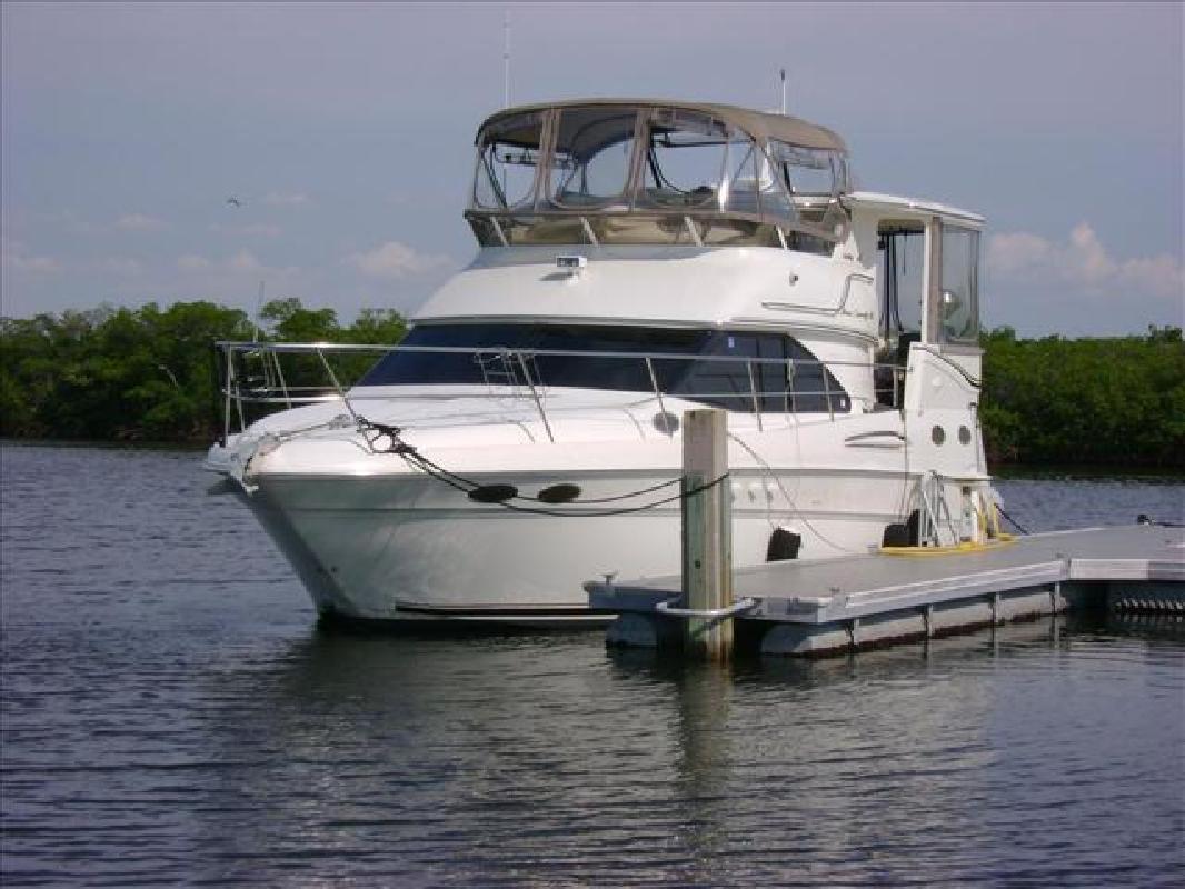 1998 Sea Ray Boats 370 Aft Cabin Delray Beach FL