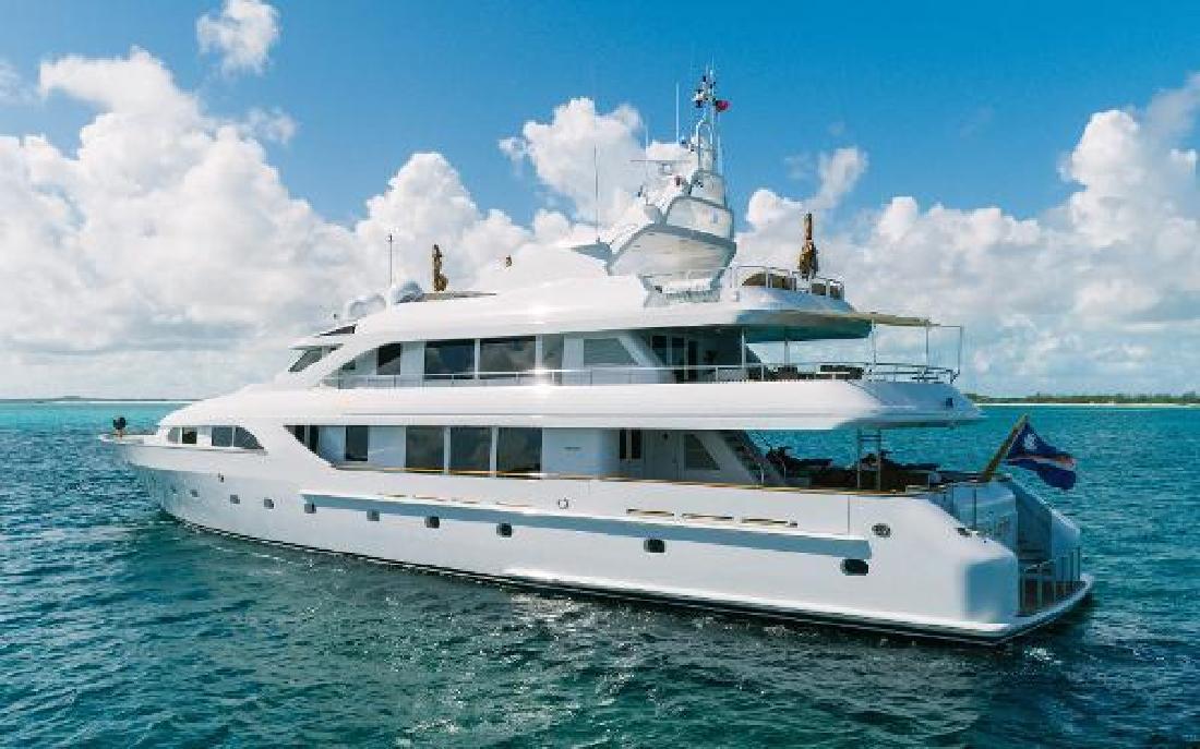 1999 Intermarine Motor Yacht Fort Lauderdale FL