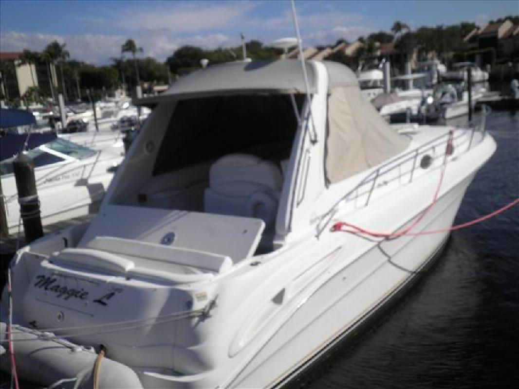 1999 Sea Ray Boats 340 Sundancer Delray Beach FL