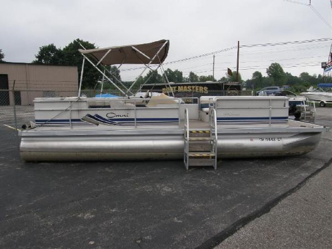 2000 24 Harris Kayot Inc Omni 24 Cruise For Sale In Akron Ohio