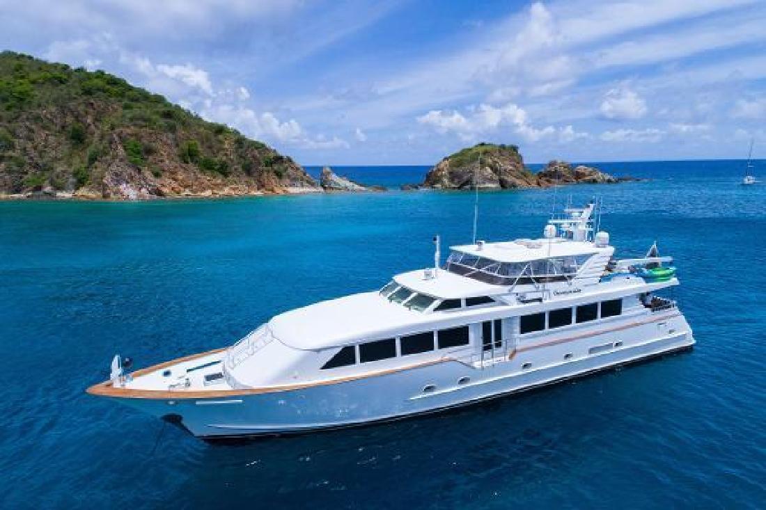 2000 Broward Motor Yacht Fort Lauderdale FL