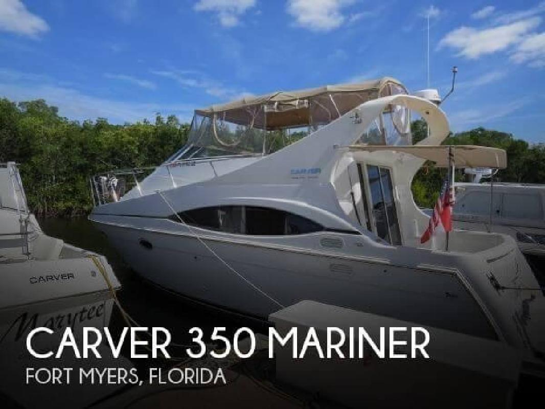 2000 Carver Yachts 350 Fort Myers FL