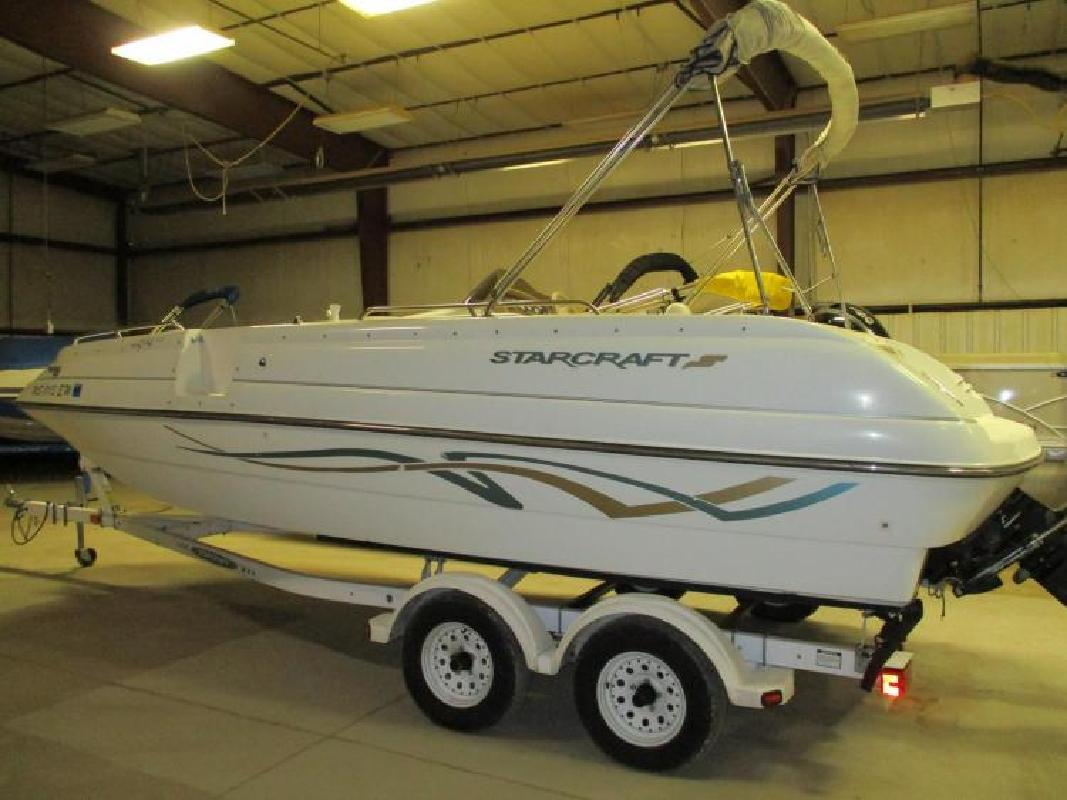 2000 Starcraft Marine Aurora 2015 Amherst WI