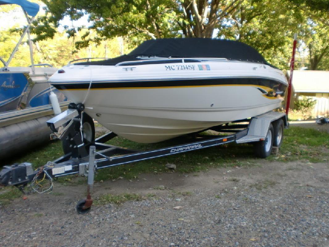 2001 - Chaparral Boats - 186 SSi in Pinckney, MI