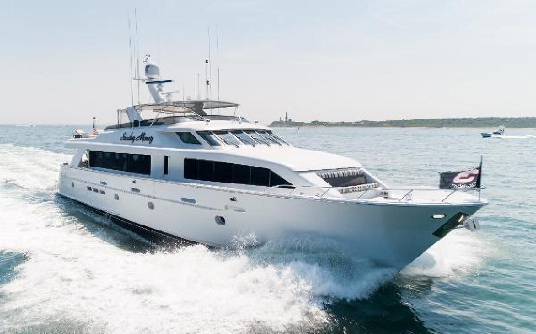 2001 Hatteras 100 Motor Yacht Fort Lauderdale FL