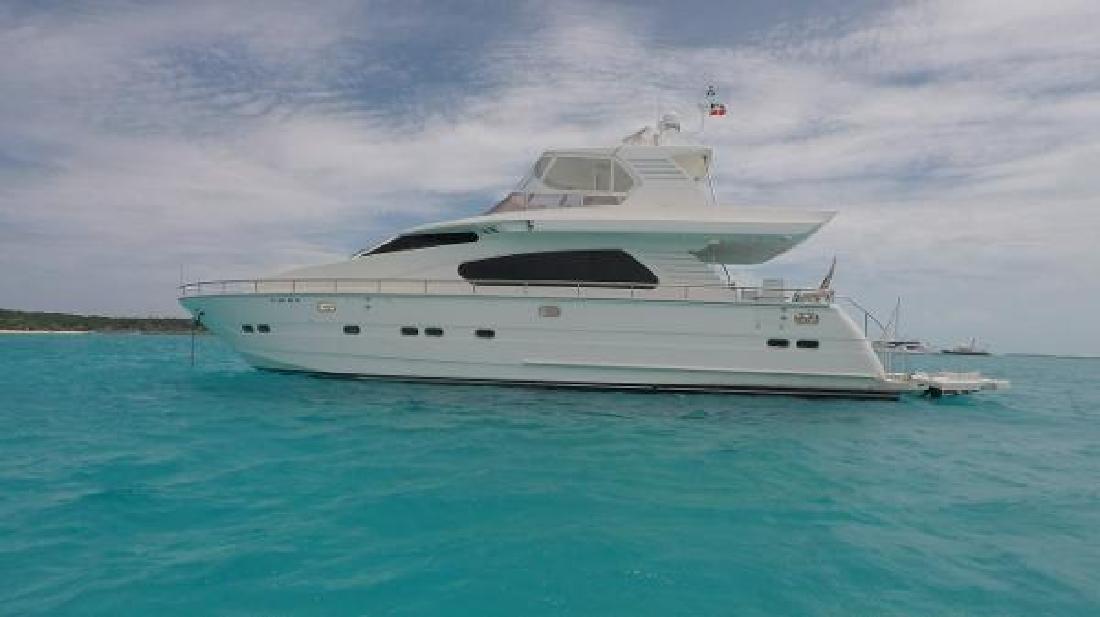 2001 Horizon Motor Yacht Fort Lauderdale FL