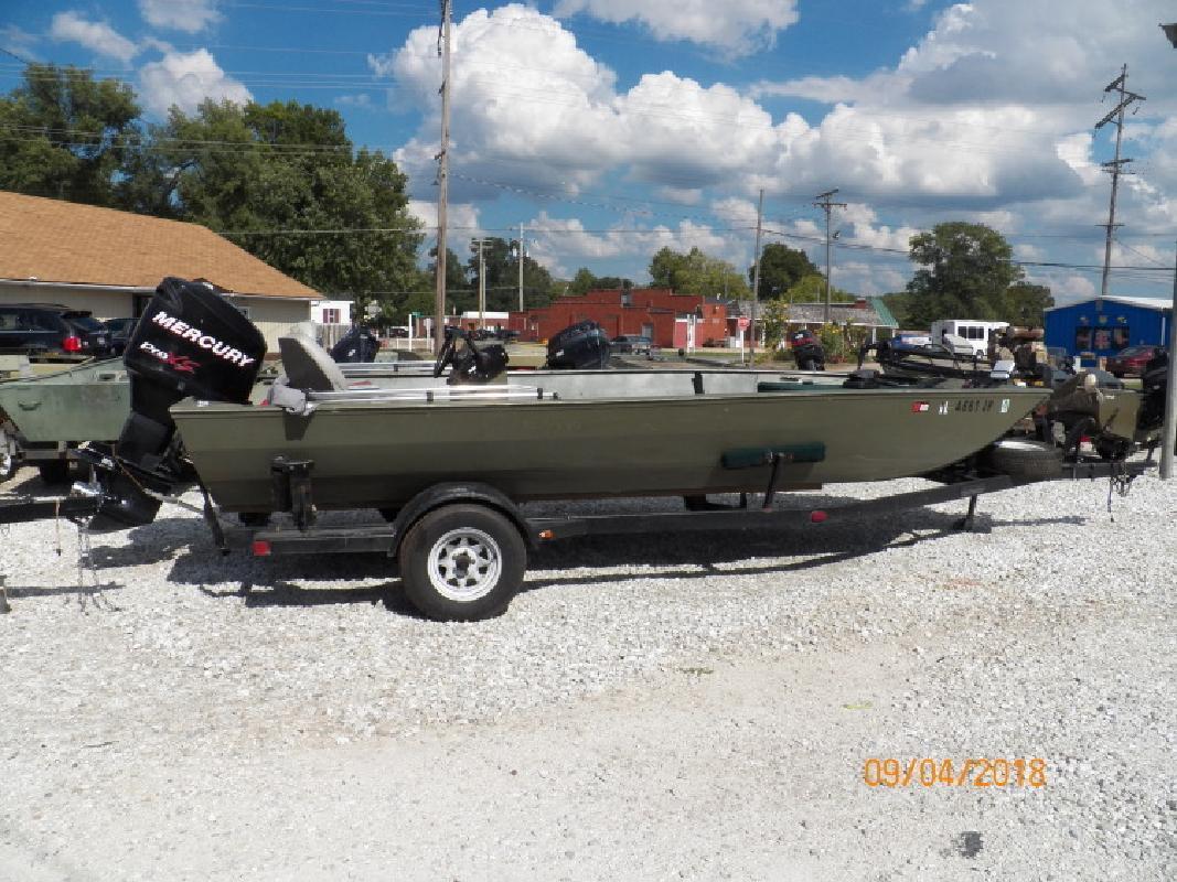 2001 - Ranger Boats AR in Beardstown, IL