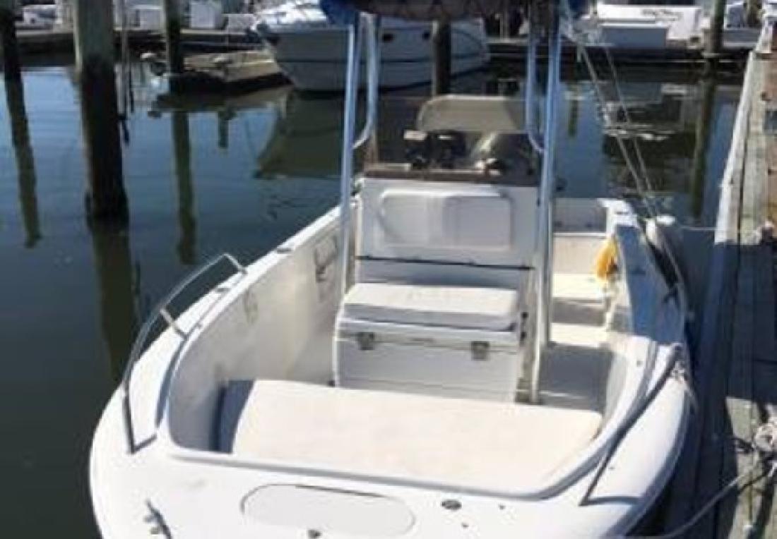 2001 - Sailfish Boats - SF186CC in Calabasas, CA