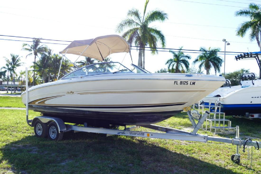 2001 - Sea Ray Boats - 210 Bow Rider in Fort Myers, FL
