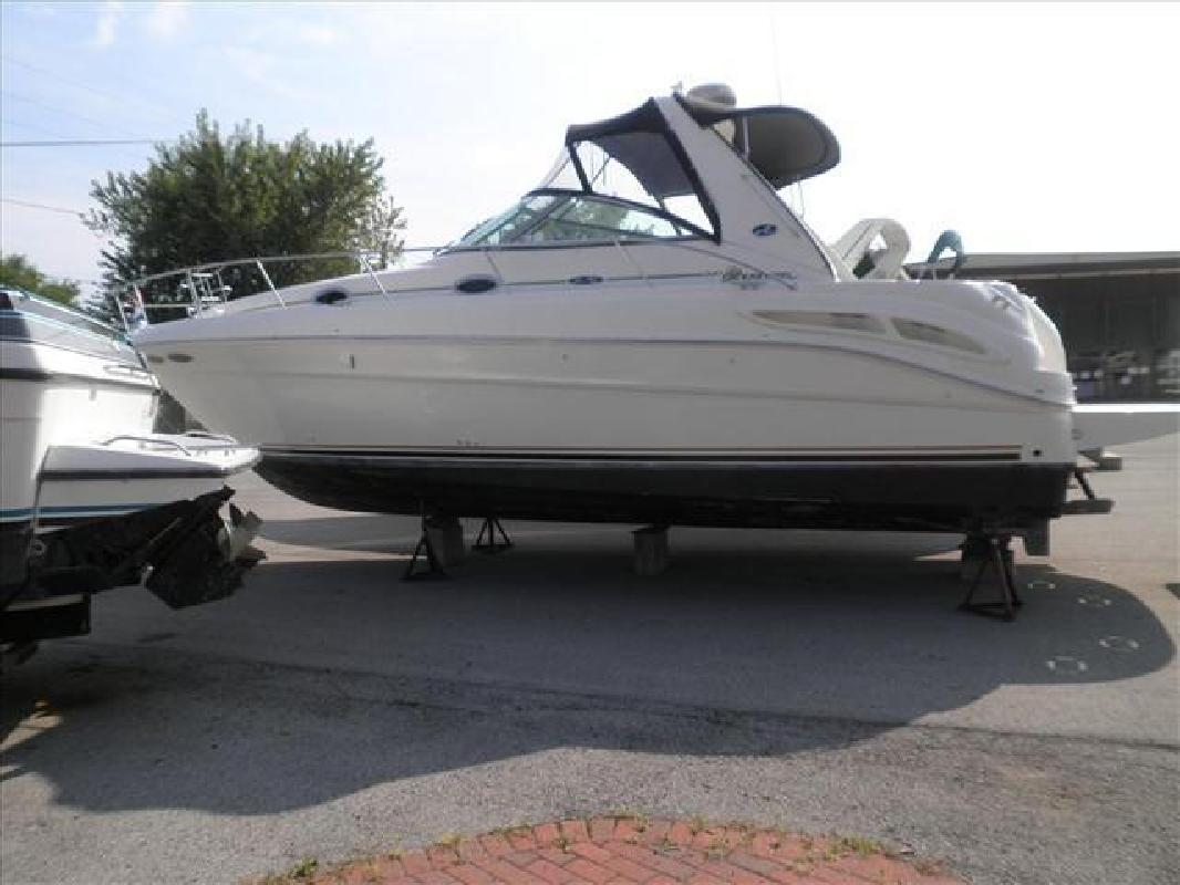 2001 Sea Ray Boats 340 Sundancer Delray Beach FL