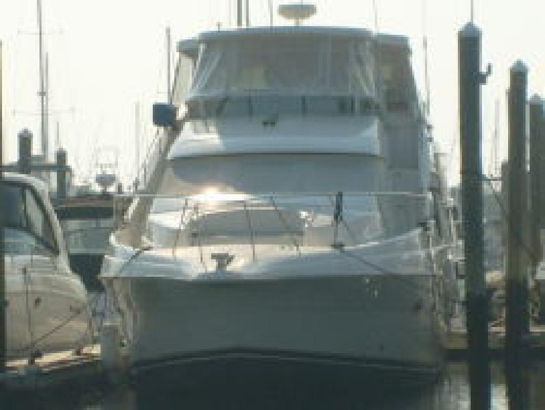 2001 Silverton 453 Motor Yacht Somers Point NJ