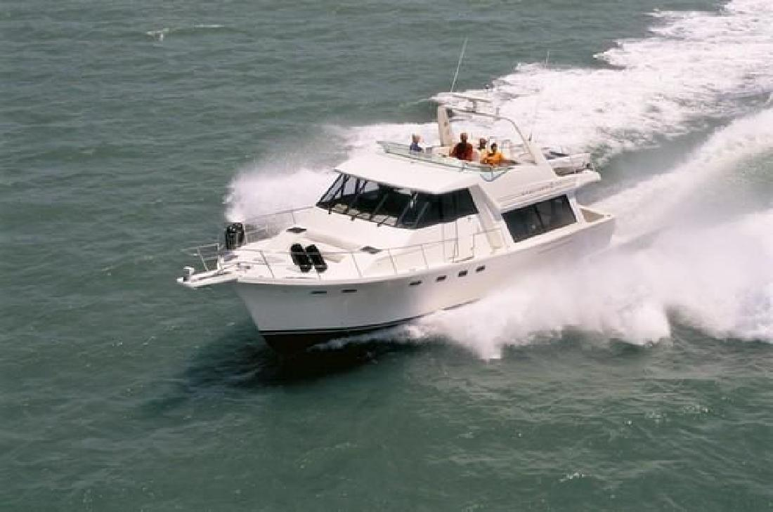 2002 Bayliner 4788 Pilothouse MY Delray Beach FL